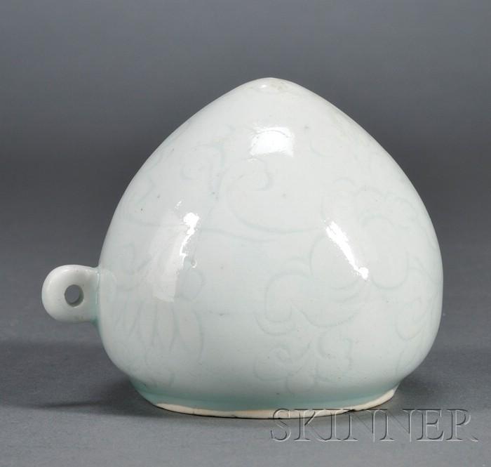 Yingqing Glazed Bird Feeder