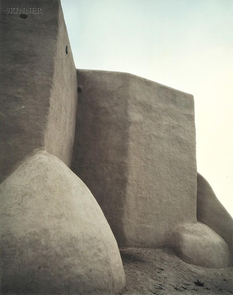 Rodger Paul Kingston (American, b. 1941)      Ranchos de Taos, NM