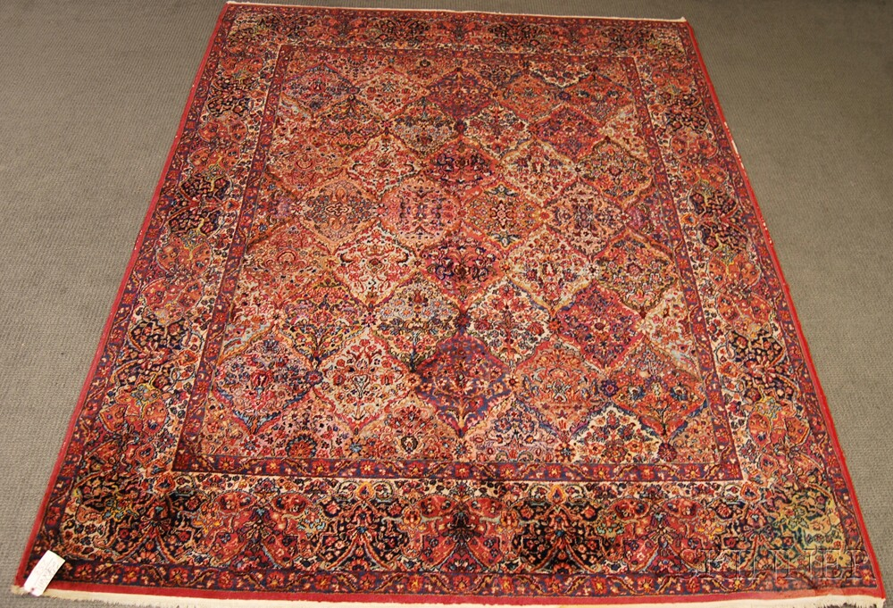 Oriental-style Machine-made Carpet