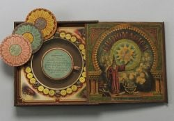 Chiromagica Board Game in Wooden Box