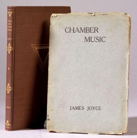 Joyce, James (1882-1941), Two Titles