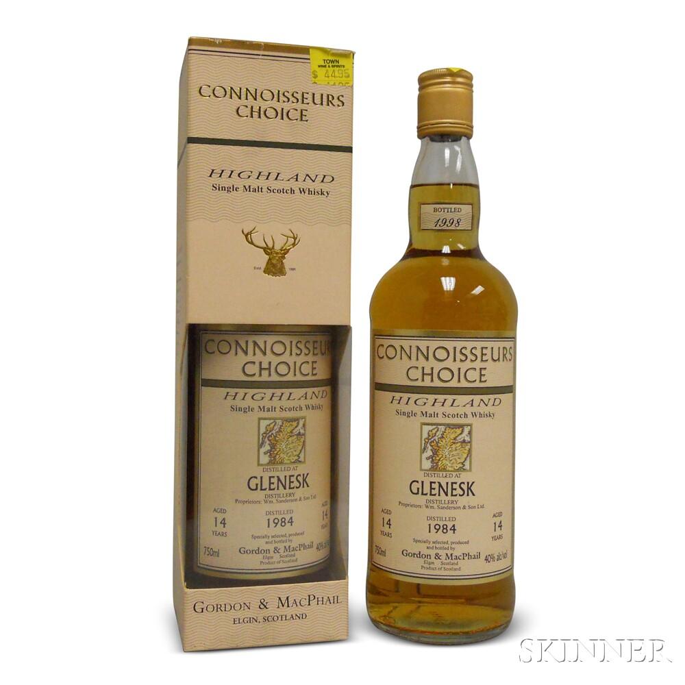 Glenesk 14 Years Old 1984, 2 750ml bottles