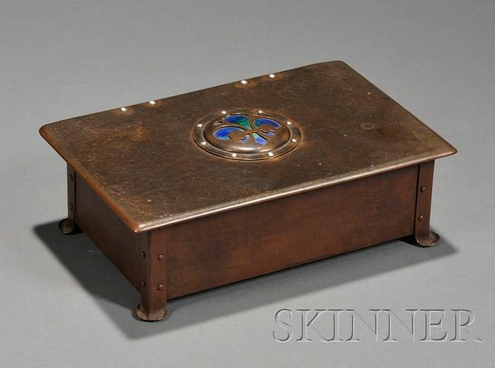 Arts & Crafts Cambray Box