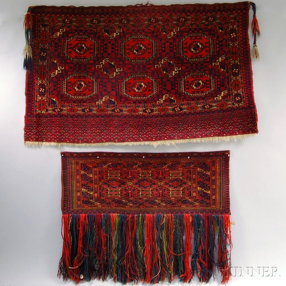 Saryk Torba, Tekke Chuval, and an Ersari Chuval