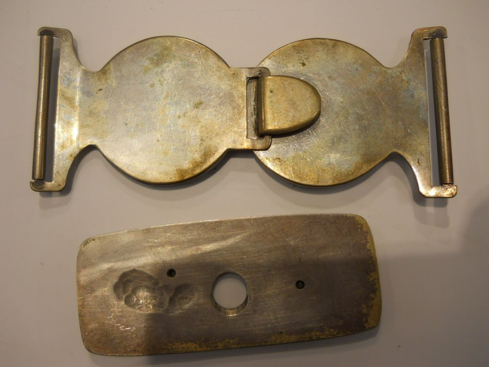 Twenty-two Assorted Metal Works