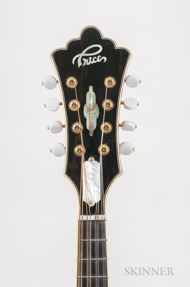 Price Artist Prototype Mandolin, 1995