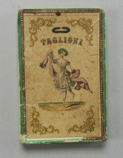 Taglioni Paper Doll Box Only