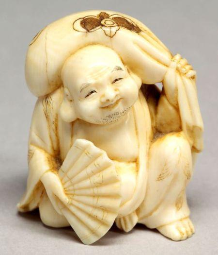 Ivory Netsuke
