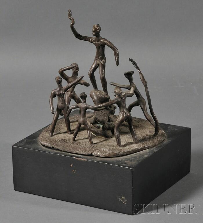 Stanley Brandon Kearl (American, 1913-1998)      Figural Group