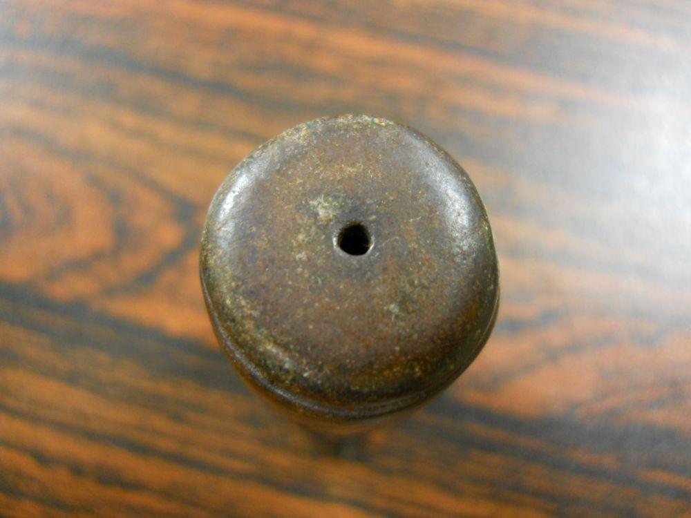Archaic-style Jade Bead