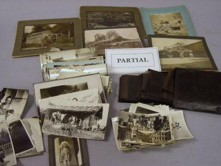 Group of 20th Century Photographs and Negatives.