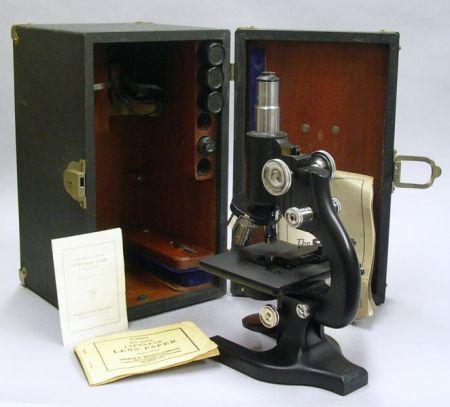 Spencer Microscope