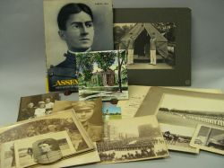 Group of Thirteen 19th and 20th Century Dowd Family and West Point Related Military Photographs and Associated Ephemera.