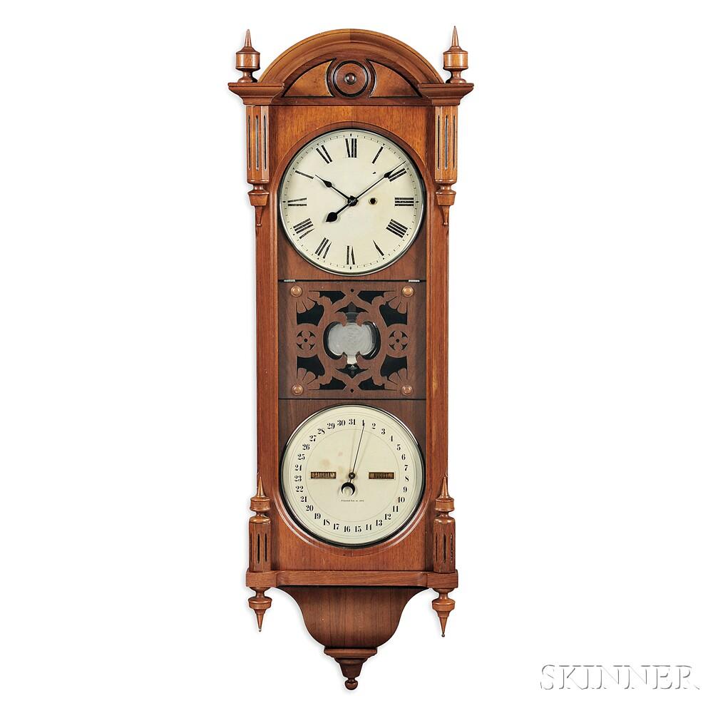 Seth thomas office calendar no 10 wall clock sale number 2760m seth thomas office calendar no 10 wall clock amipublicfo Images