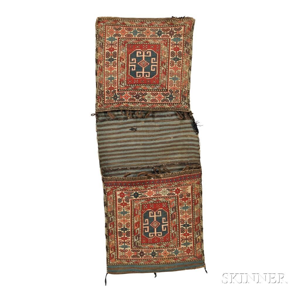Double Shahsavan Soumak Bags