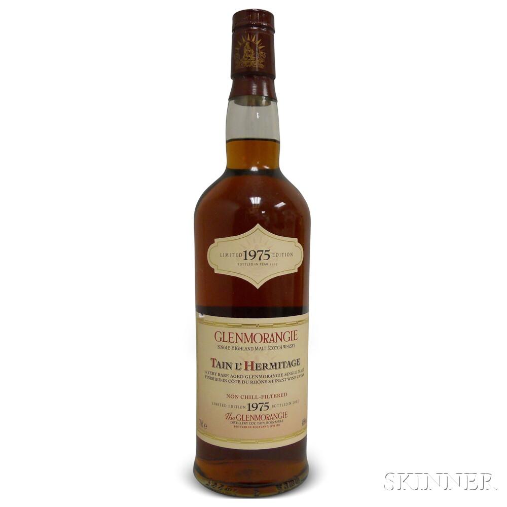 Glenmorangie Tain LHermitage 28 Years Old 1975, 1 700ml bottle