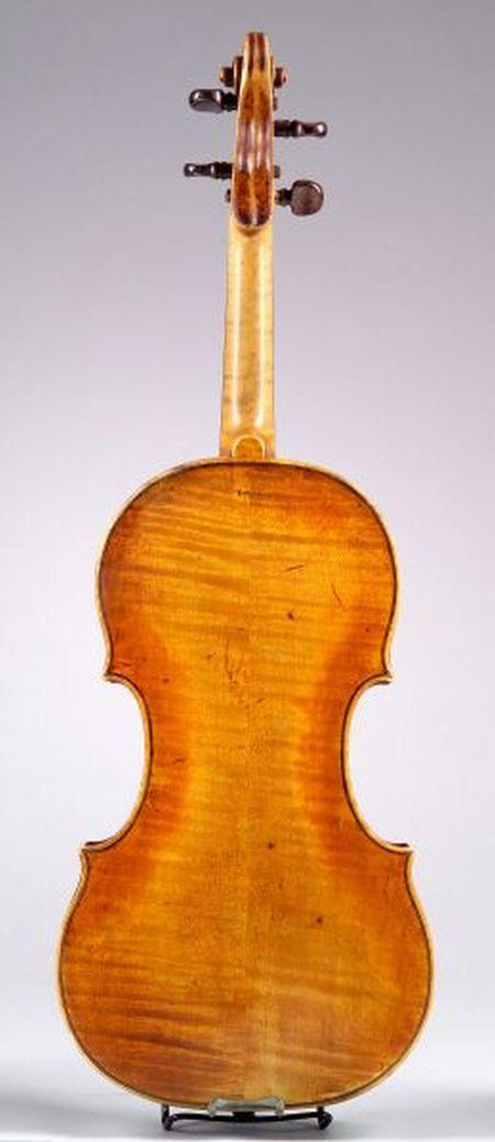 Violin, possibly Florentine School