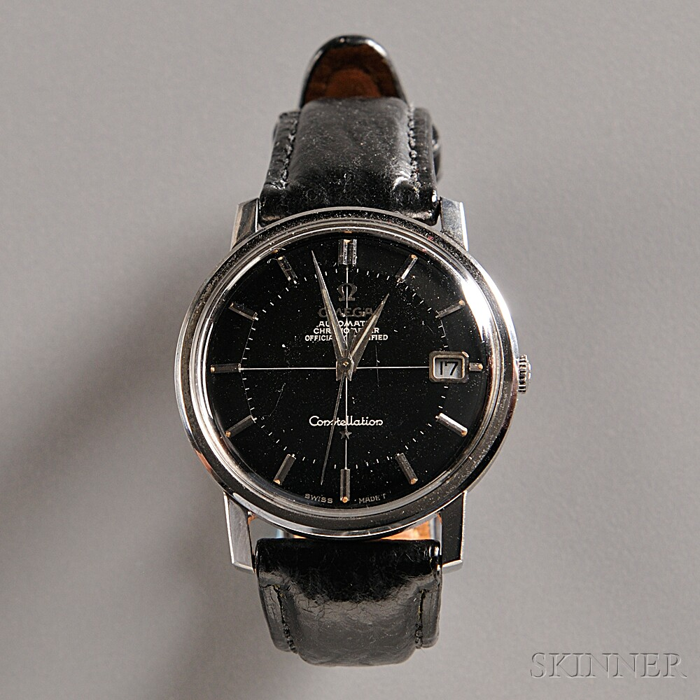 "Omega ""Constellation"" Chronometer Watch"