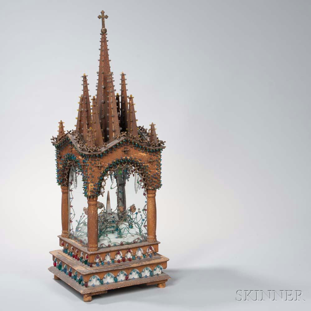 Jeweled Gothic Pavilion