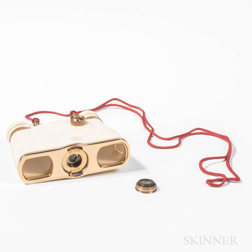 Binoca Opera Glasses/Camera
