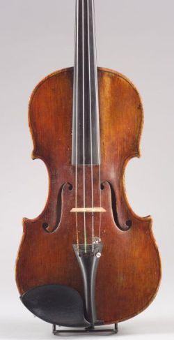 English Violin, L. Fendt, London