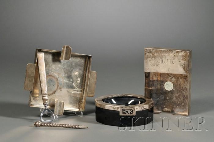 Five Silver Accessories