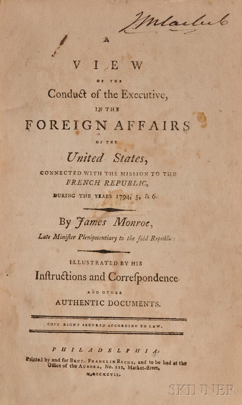 Monroe, James (1758-1831)