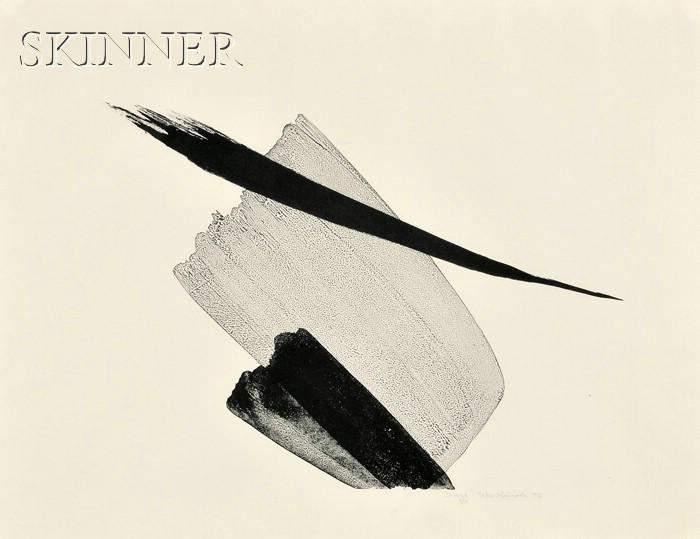 Toko Shinoda (Japanese, b. 1913)      Sound