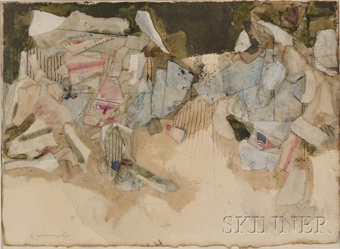 Nancy Grossman (American, b. 1940)      Untitled