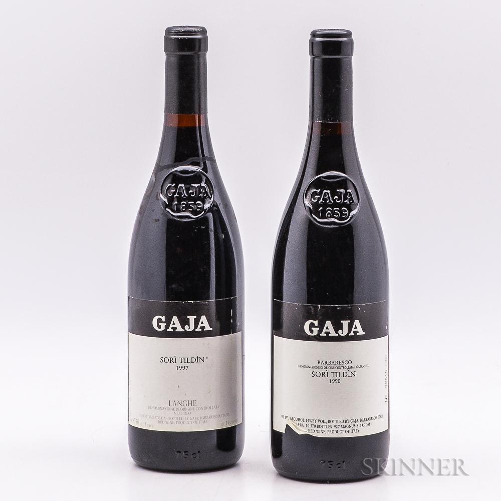 Gaja Sori Tildin, 2 bottles