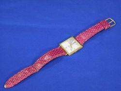 Lady's 18kt Gold Desta Wristwatch