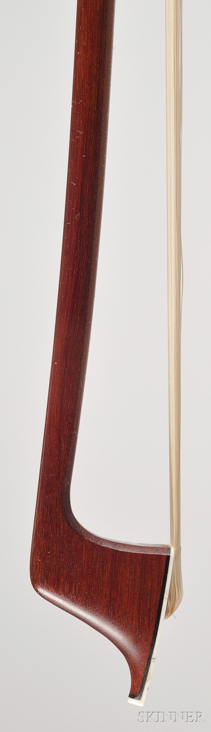 Silver Mounted Violoncello Bow, Lynn Hannings