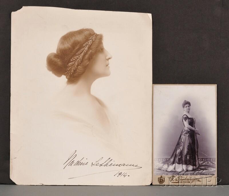 Schliemann, Sophie (1852–1932)