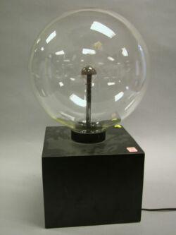 Electric Plasma Globe.
