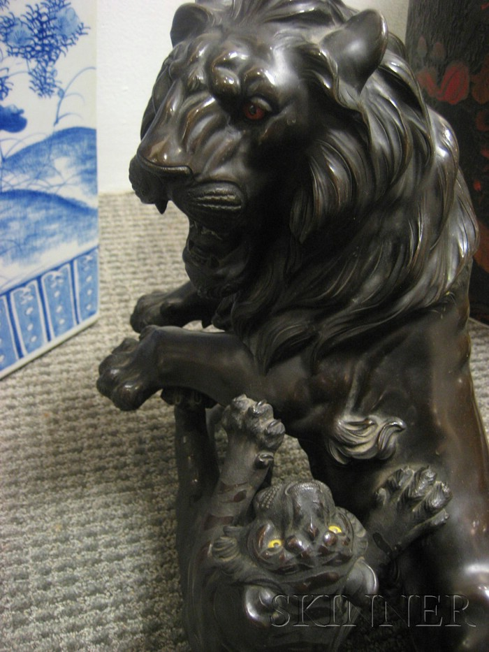 Bronze Lion Group