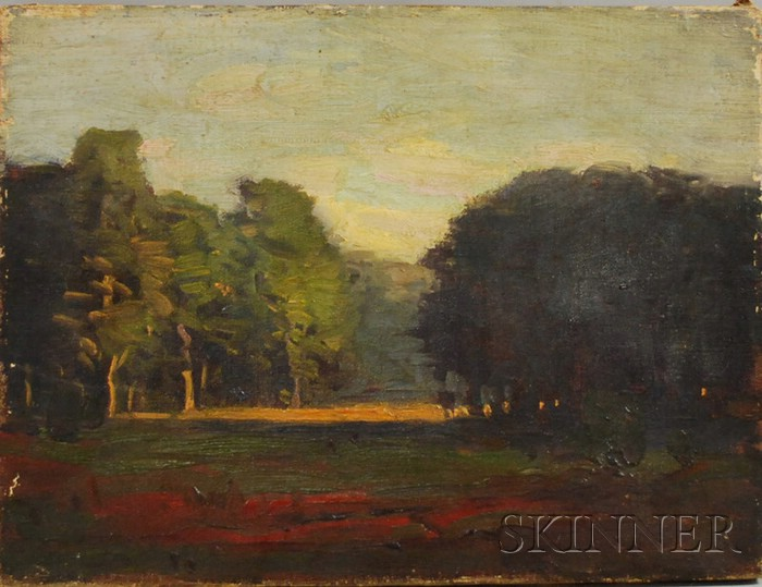 American School, Early 20th Century      Landscape.