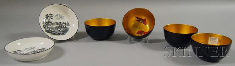Six Small Bowls