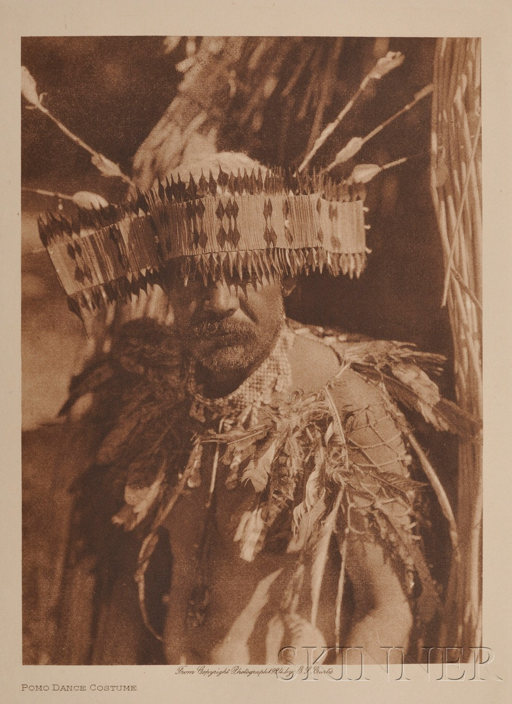 Curtis, Edward S. (1868-1952), The North American Indian. Being a Series of Volumes Picturing and Describing The Indians of the United