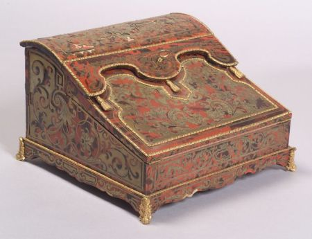 French Baroque-style Boullework Lapdesk