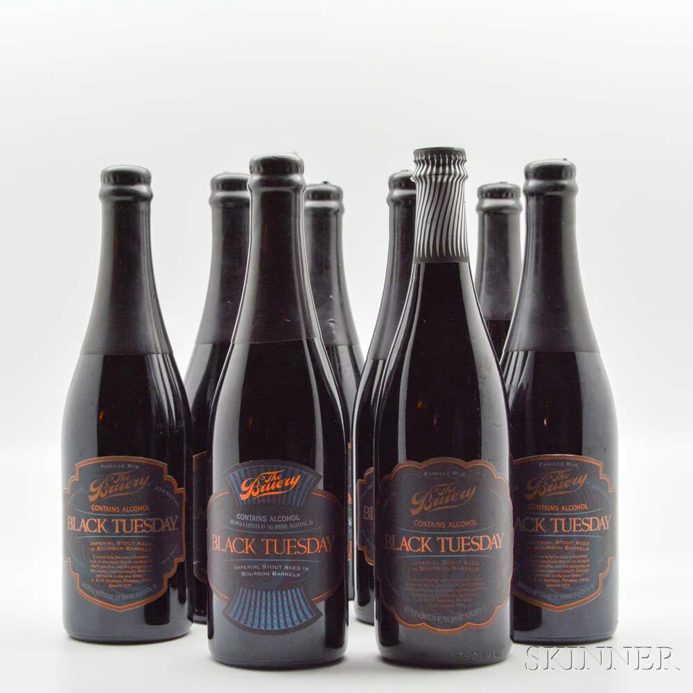 The Bruery Black Tuesday, 8 bottles