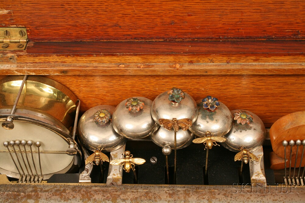 Mermod Freres Coin-operated Full Orchestral Musical Box