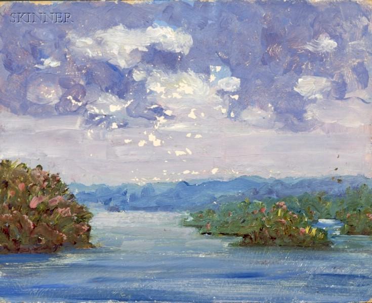 Harry Leslie Hoffman (American, 1871-1964)      Lot of Three Views
