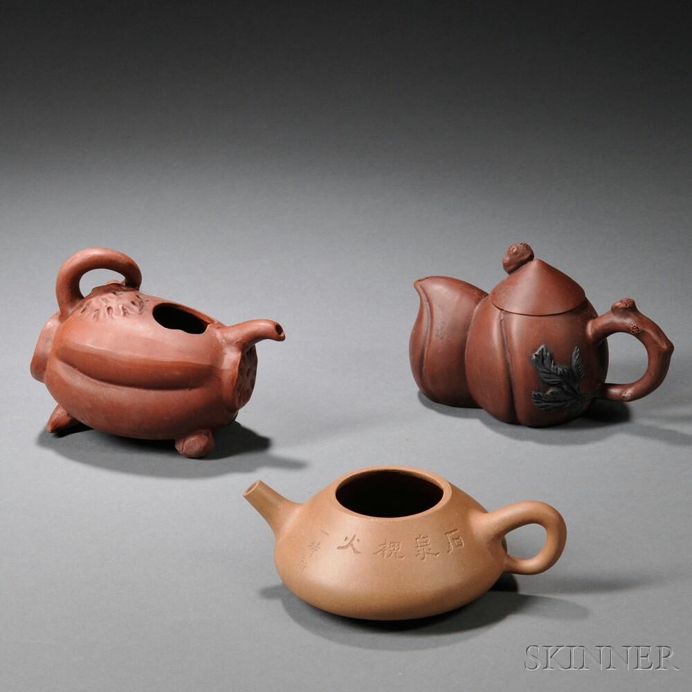 Three Yixing