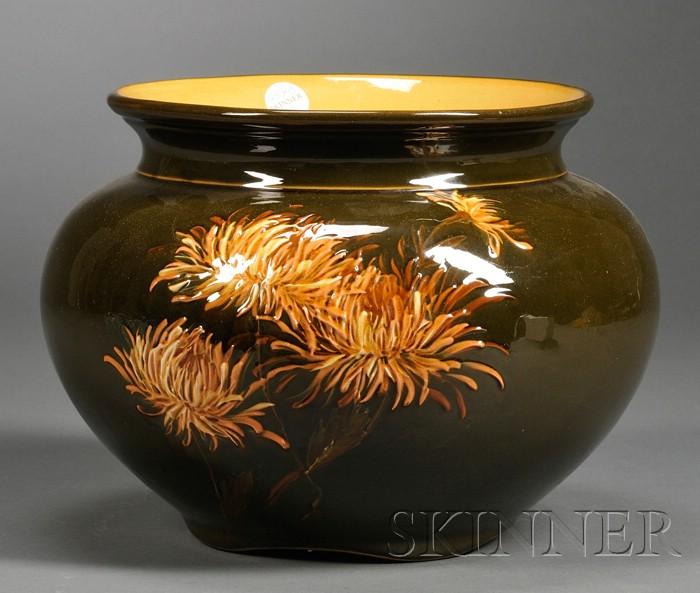 Weller Pottery Dickensware Jardiniere
