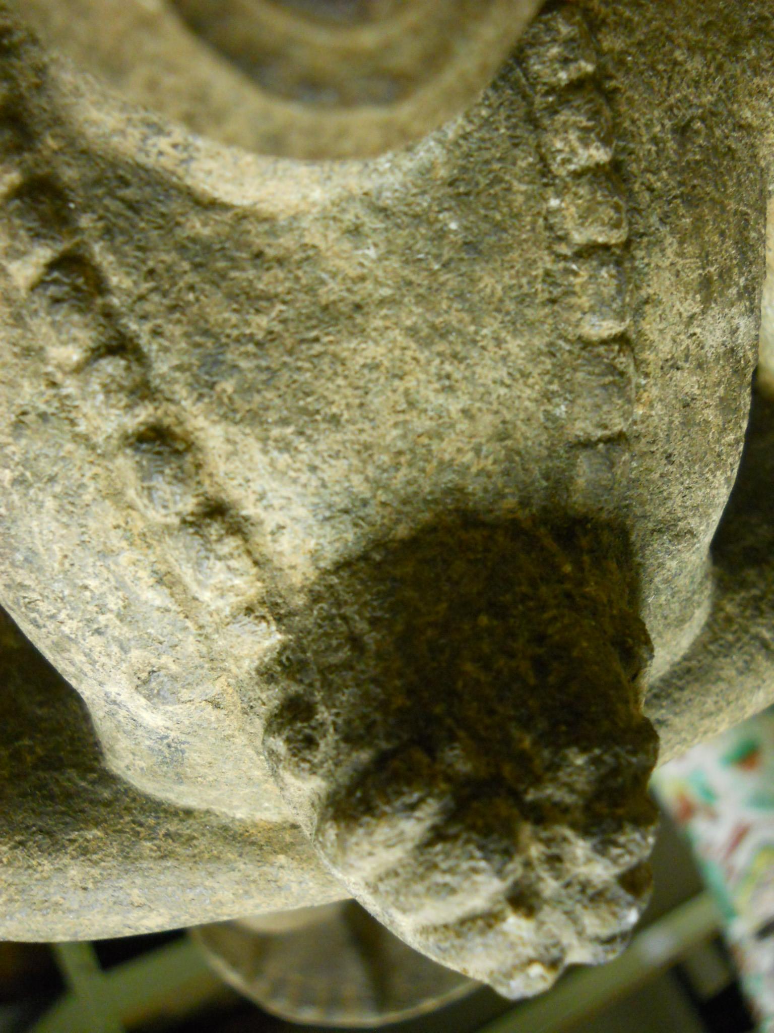 Stone Foundation Peg