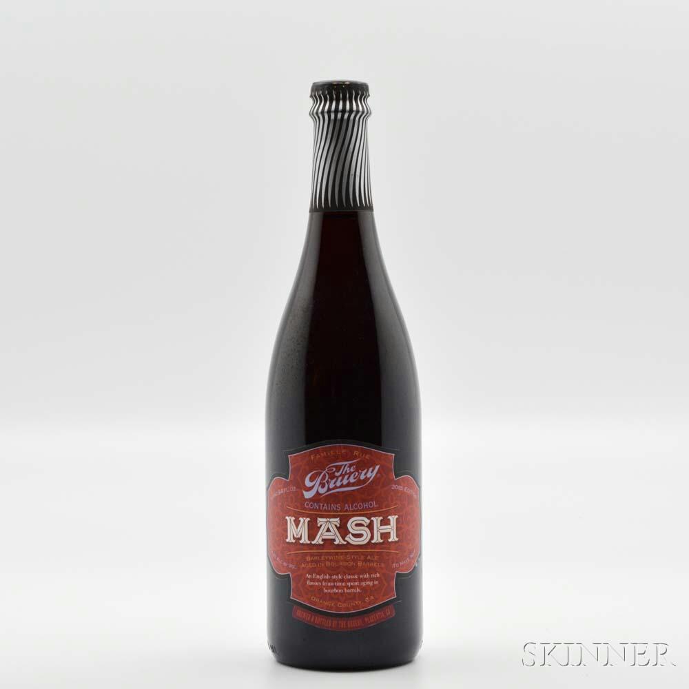 The Bruery Mash 2015, 1 bottle