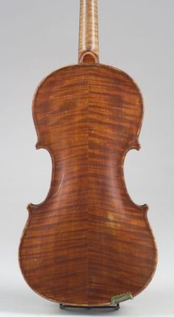 Modern American Violin, F.P. Wolan, Salem, 1914