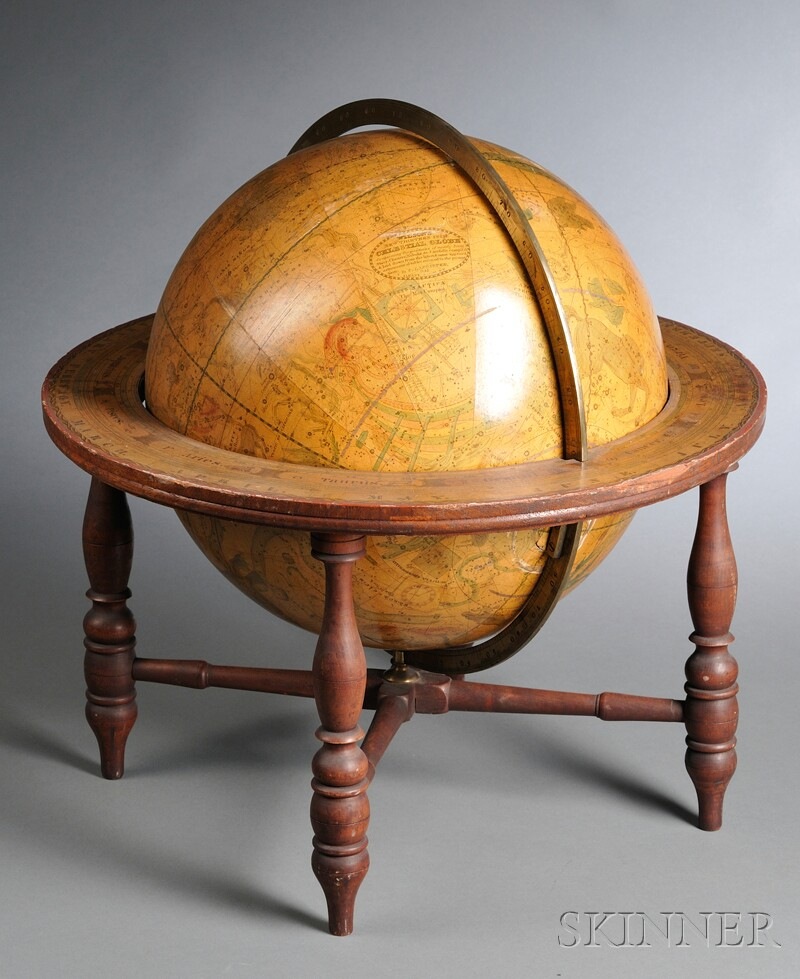 (Maps and Charts, Globe, Celestial)