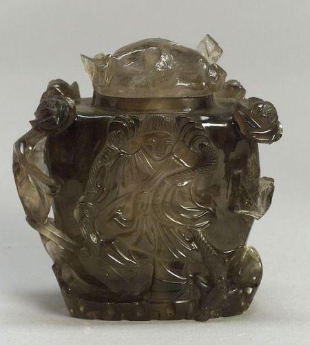 Hardstone Vase