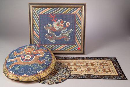 Four Textiles